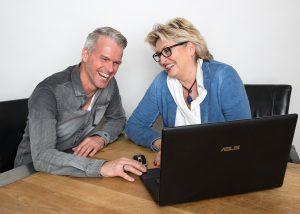 FMentertrainment samenwerken Frank en Marja